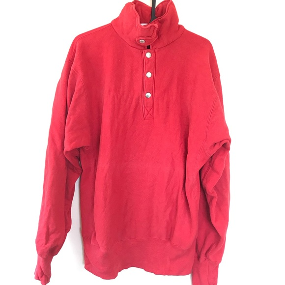 Champion Other - Vintage Champion sweatshirt red cool style